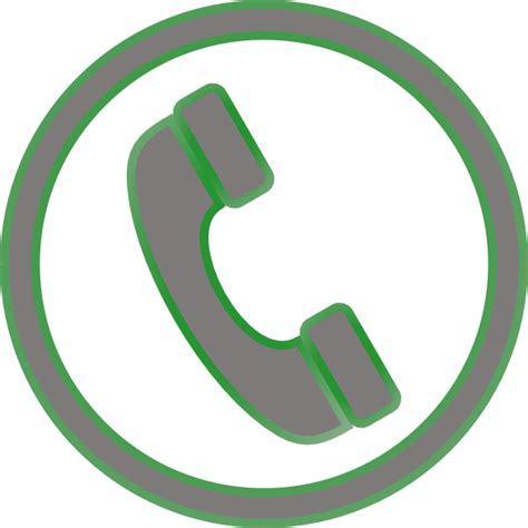 phone icon phone icon clip art at clker com vector clip art online royalty free public domain