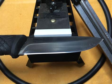 edge knife sharpening system edge pro apex knife sharpening system reviewed