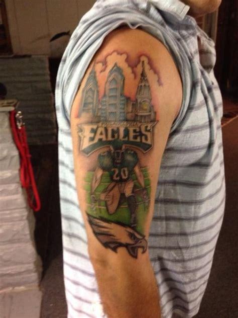 66 best Philadelphia Eagles Tattoos images on Pinterest ... American Football Tattoos Designs