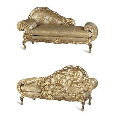 chaise lounge history 16 best rococo design images on pinterest arabesque art