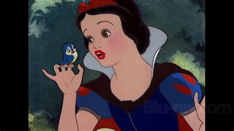 neve cbell behind the voice actors snow white and the seven dwarfs blu ray diamond edition