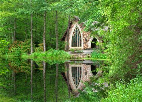 Garden Chapel Casons Chapel In Callaway Gardens Pixdaus