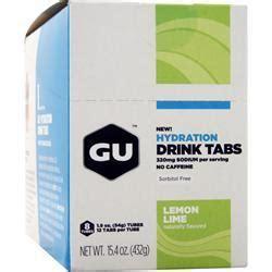 Gu Hydration Drink Tabs Strawberry Lemonade gu hydration drink tabs on sale at allstarhealth