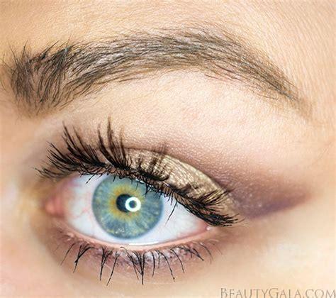 double exposure eyeshadow tutorial smashbox double exposure palette look cut cat eye crease