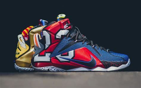 Jual Nike Lebron Xii nike lebron 12 what the sneaker bar detroit