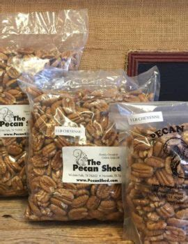 Pecan Shed by Cracked Pecans Pecan Shed Of Wichita Falls