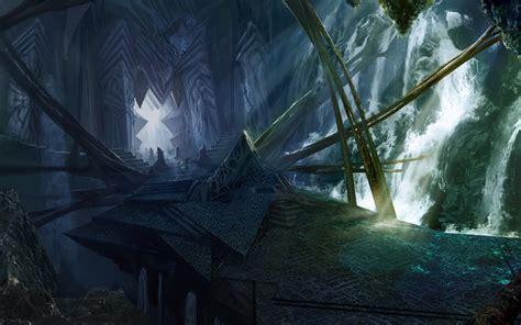 video game star craft ii zeratul widescreen wallpaper wide wallpapersnet