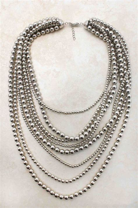 394 best necklace design inspiration for the multistrand