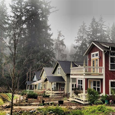 Small Home Communities In Washington State Pin By Summerhays On Tiny Homes And Tree Houses