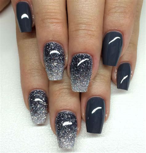 grey pattern nails 130 easy and beautiful nail art designs 2018 just for you