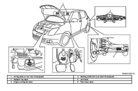 car repair manuals download 2000 suzuki swift navigation system suzuki swift sport 2004 2008 service manual car service factory service repair manual