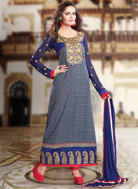 Ethnik Dress indian ethnic wear dresses stylish suits formal