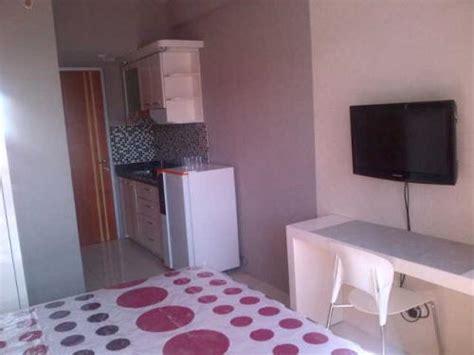 desain apartemen studio surabaya sewa harian apartemen puncak permai surabaya studio full