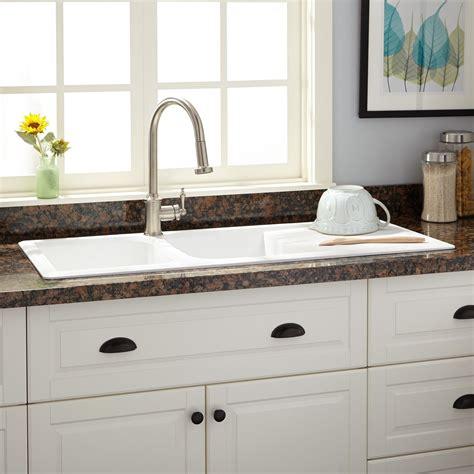 white kitchen sink drain white kitchen sink with drainboard