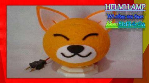 Lu Tidur Mini Karakter 0899 223 6340 jual lu hias karakter jual lion karakter ju