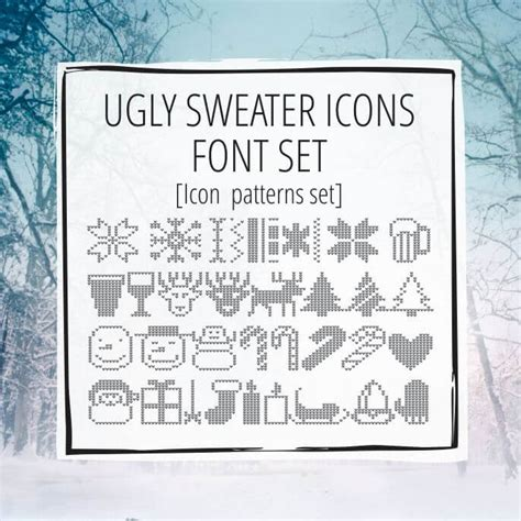 Joe College Letter Sweater Font Free Sweater Font Set Greekhouse Of Fonts