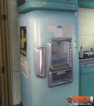 fallout  refrigerator orczcom  video games wiki