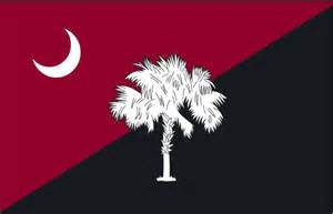 south carolina colors usc south carolina garnet and black flag