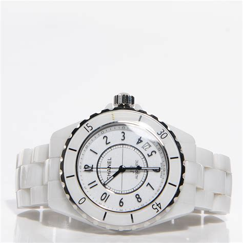 Chanel Ceramic White chanel ceramic 38mm j12 automatic white 108675