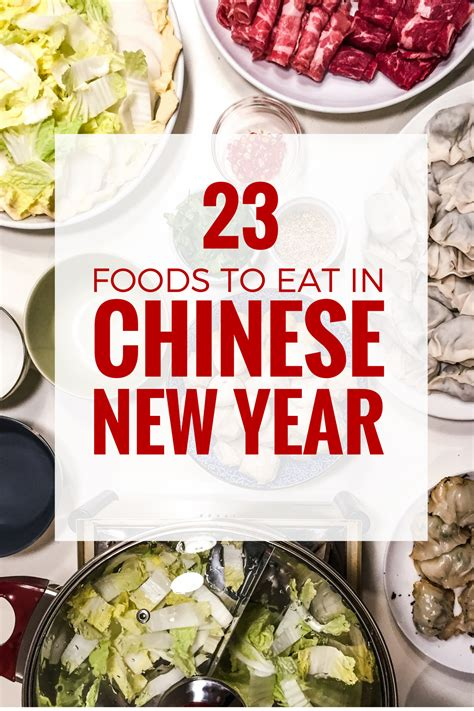 new year snacks meaning new year food 23 dishes you cannot miss
