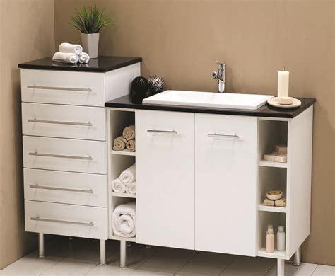 Showerama Vanity by Open Shelf Bathroom Vanity Wentworth By Showerama
