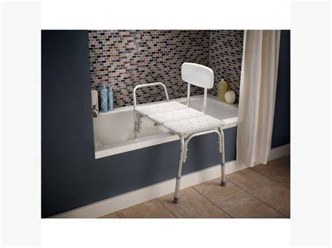 invacare bathtub transfer bench invacare tub transfer bench 300 lb capacity sooke