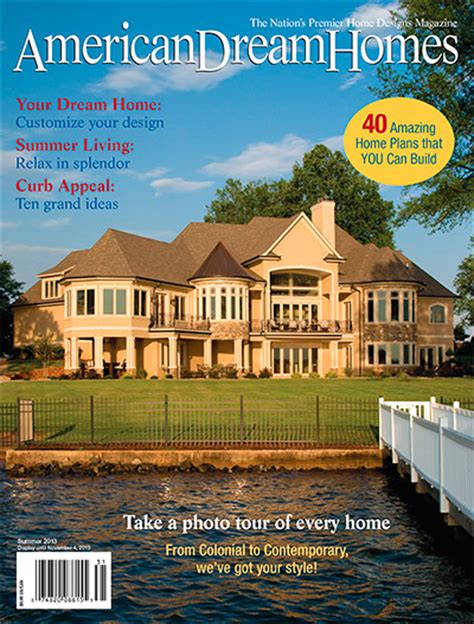 american dream homes magazine american dream homes summer 2013 187 pdf magazines archive