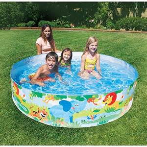 Choosing the best kiddie pool for summertime fun