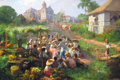 biography of filipino artist and their works fernando c amorsolo art foundation
