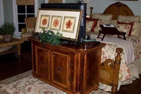 end of bed tv stand tv stand at the end of the bed house work pinterest