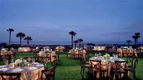 oceanfront wedding venues in new oceanfront wedding venues florida the ritz carlton amelia island