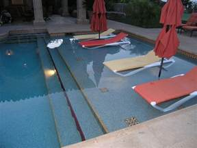 Lounge Chair Pool Design Ideas Luxurious Desert Oasis Mediterranean Pool San Diego