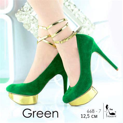 High Heels Import Gea170173wi jual high heels import sepatu kantor wanita zara valentino gucci lv c k mademoiselle