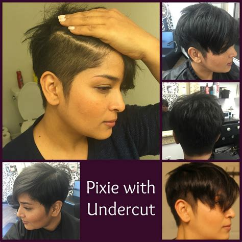 youtube short haircuts for thick hair pixie diaries pixie with undercut for thick hair youtube