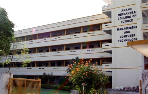 Anand Commerce College Mba by Anand Mercantile College Of Science And Computer
