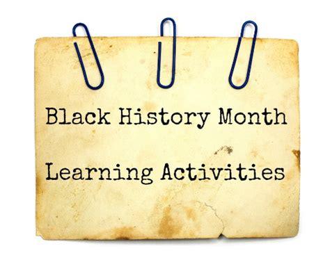 black history month crafts heritage month crafts