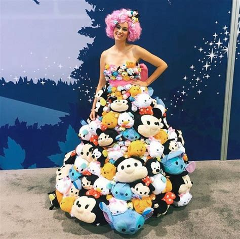 Gamis Tsum Tsum Pink get the the story of the tsum tsum dress