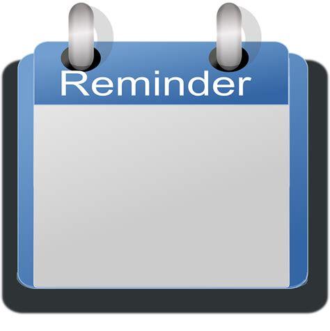Calendar Reminder Free Vector Graphic Memo Calendar Reminder Schedule