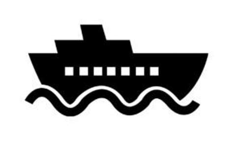 canal boat icon sailing boat icon transport pixempire