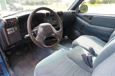 1994 S10 Interior by Purchase Used 1994 Chevrolet S10 Ls Standard Cab 2