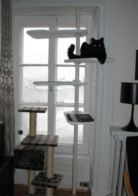 modern cat tree ikea 15 ikea diy your cat will appreciate meow cat com