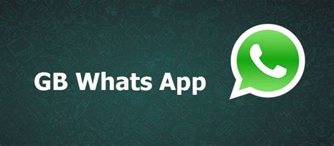 whats apk gbwhatsapp apk file on android version free