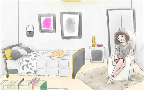 decorate  bedroom  pictures wikihow