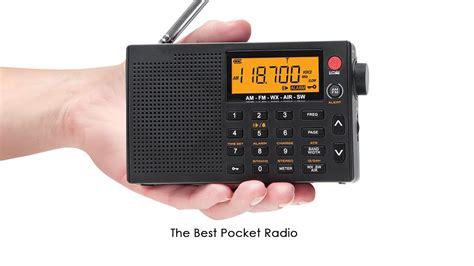 best radio the best pocket radio