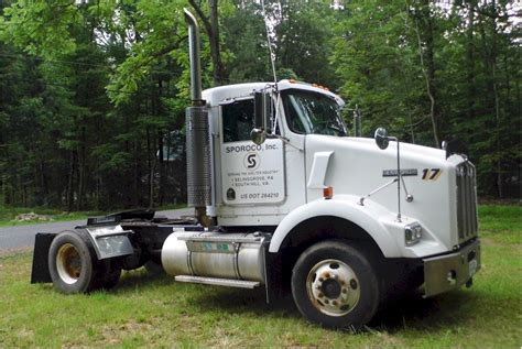 Used Single Axle Sleeper Tractors For Sale by Single Axle Tractor With Sleeper Autos Post
