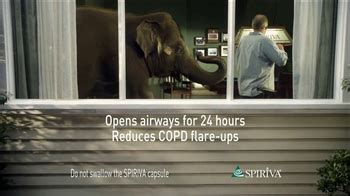 spiriva commercial elephant actress spiriva elephant commercial newhairstylesformen2014 com