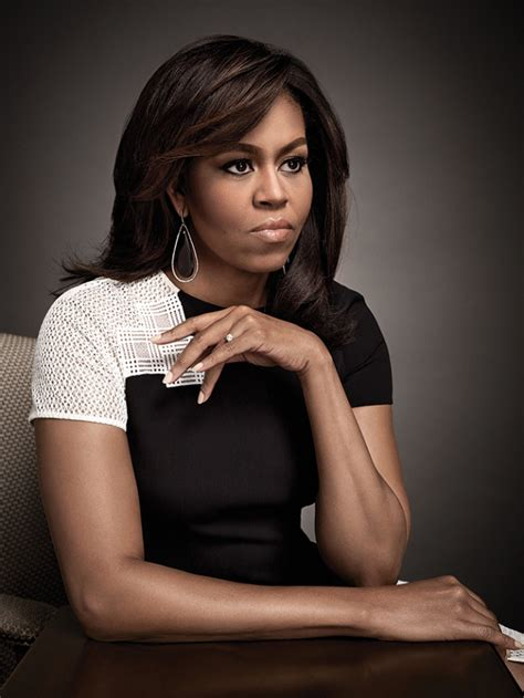 michelle obama young michelle obama interview the first lady on pop culture s