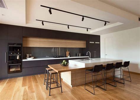 long kitchen island contemporary kitchen palmerston modern kitchen island 4486