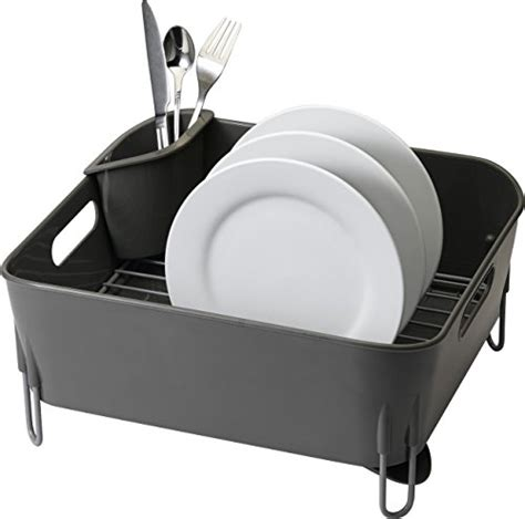 Countertop Dish Rack by Compact Dish Drying Rack Drainer Plate Holder Countertop