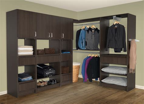 Walk In Closet Shelving Units by Orico Walk In Closet Corner Unit Storage Solution Ebsu